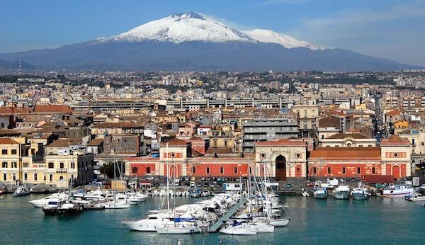 Catania - Italië