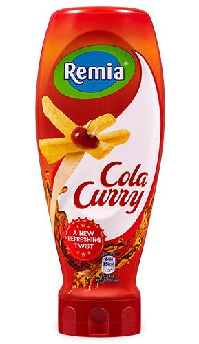 Cola curry saus