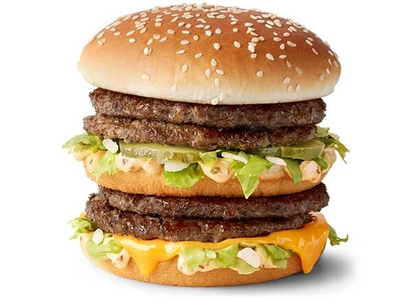 De Double Big Mac